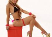Andrea ardiente escort colombiana en costa rica