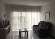 Apartamento amueblado cómodo y seguro
