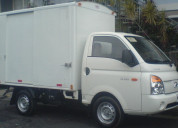 Alquilo camión para trabajo