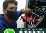 Gj mantenimiento técnico electricista