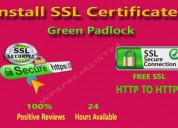 Certificacion de seguridad ssl para paginas web