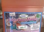 Jabon de manos con aloe vera galon 3785 ml