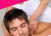 Super promoción en masajes relajantes