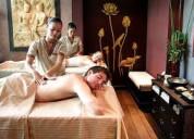 Un masaje siempre es bueno para tu salud