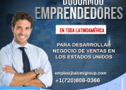 Oportunidad para emprendedores