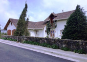 Vendo lujosa y suntuosa casa estilo rústico españo