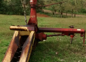 Chopper de maiz o pasto pica, new holland 707