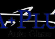 A+ plus windshield replacement near glendale