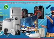 Servicio a domicilio de reparación y mantenimiento