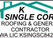 K single corp expert painter contractors