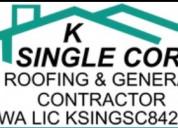K single corp expert painter contractors