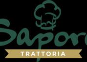 Chef con experiencia comida italiana