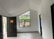 Venta de casa con apartamento nuevo en san juan de