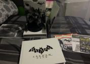 Video juego xbox 360 arkham city batman