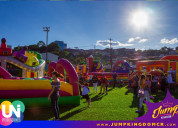 Alquiler de inflables jump kingdom costa rica