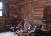 Casa tipo cabaña en la fortuna de san carlos.