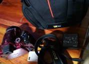 Vendo cámara foto y video