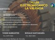 Servicios de electromecánica
