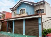 Amplia casa san pablo venta o alquiler amueblada